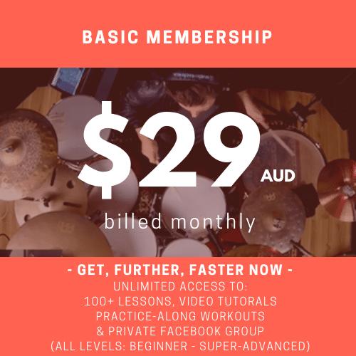 Monthly Membership (Basic)