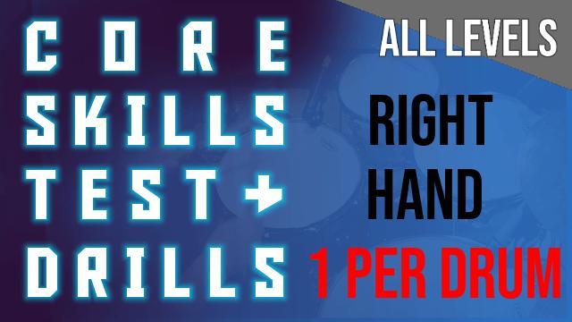 018. HANDS_ Singles (R) 1per Drum – Random – All Colours