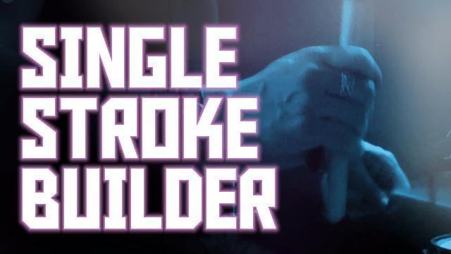 HANDS_ Single Stroke Builder