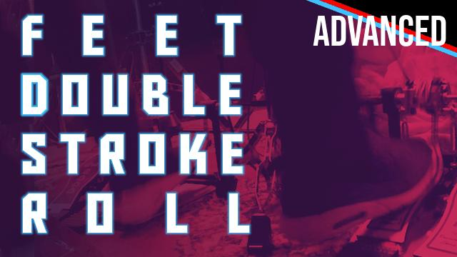 TEST_ FEET_ Doubles (R,LL,R) – 8Bar 16ths – BD – All Colours